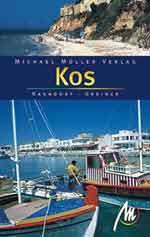 Insel Kos aktueller Reiseführer vom Michael-Müller Verlag